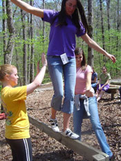 RYLA Walking the Plank